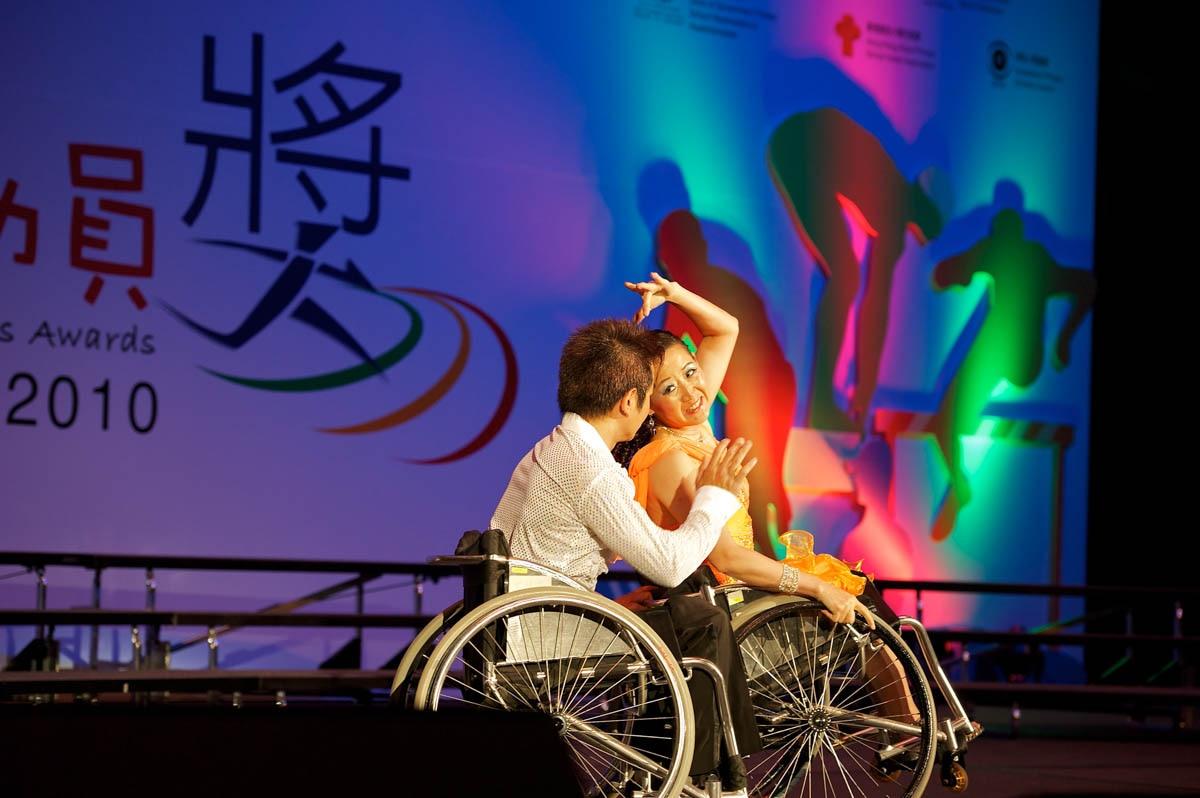 Wheelchair dance | 輪椅舞蹈表演