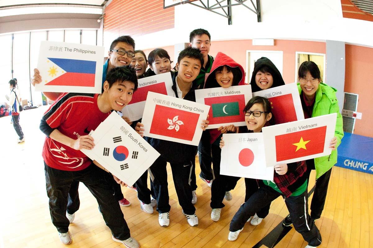 Group leaders' photo | 小組領袖合照