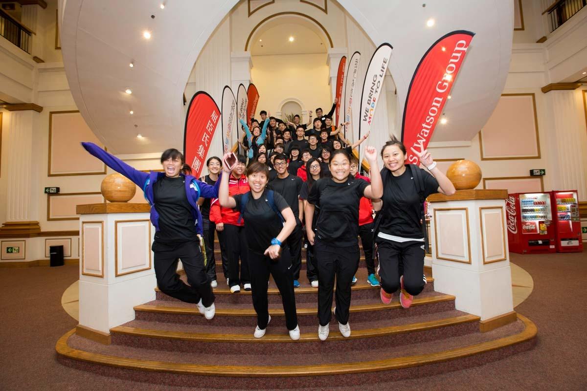 BU's volunteer | 香港浸會大學義工