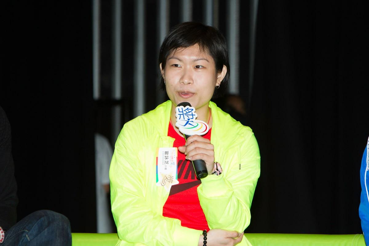 Elite Athlete Sharing - Miss Annie Au | 精英運動員分享 - 歐詠芝小姐