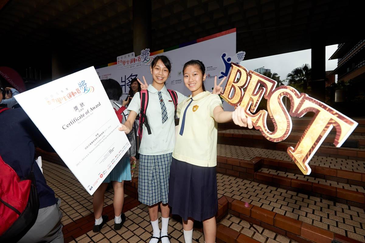 BEST! | 得獎同學合照 (2)