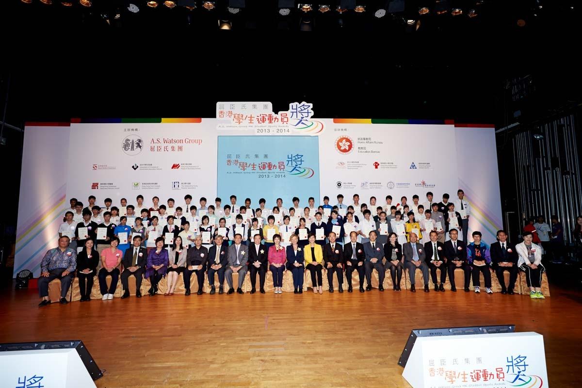 Guests and award winners(3) | 嘉賓與得獎同學合照(3)