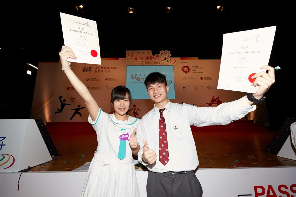Awards winners(4) | 得獎同學合照 (4)