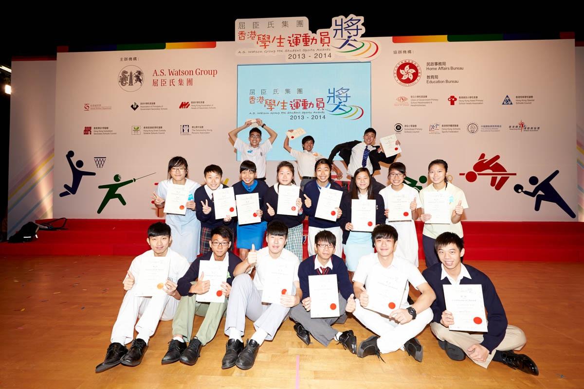 Awards winners(5) | 得獎同學合照 (5)