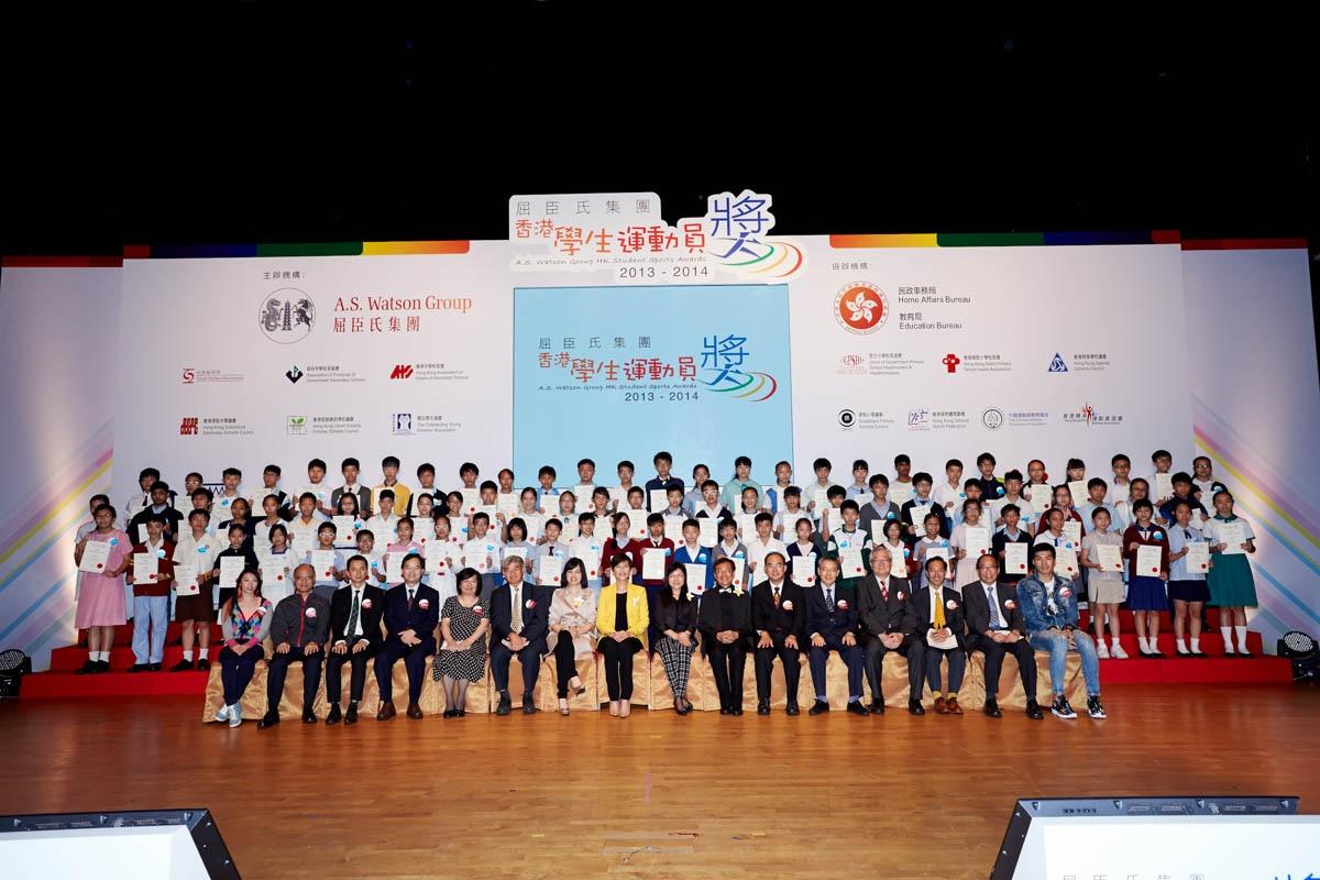 Guests and award winners(6) | 嘉賓與得獎同學合照(6)