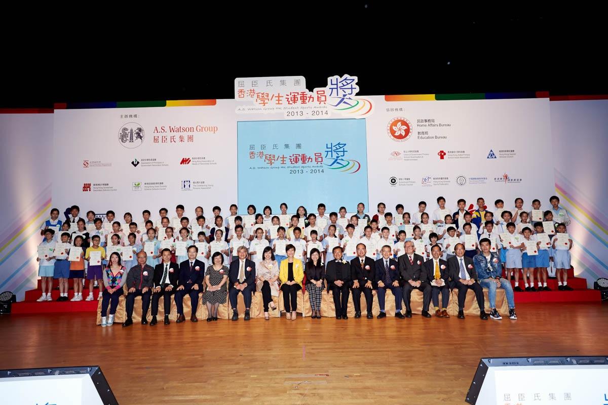 Guests and award winners(7) | 嘉賓與得獎同學合照(7)