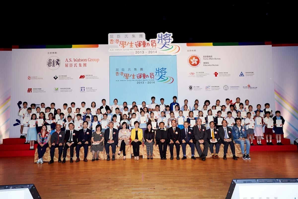 Guests and award winners(9) | 嘉賓與得獎同學合照(9)