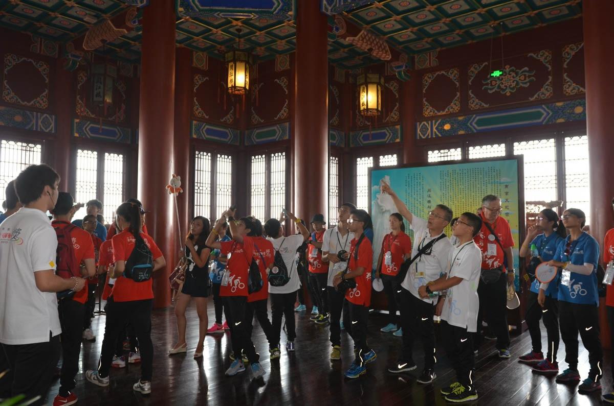 Visiting Yuejiang Lou | 參觀閱江樓