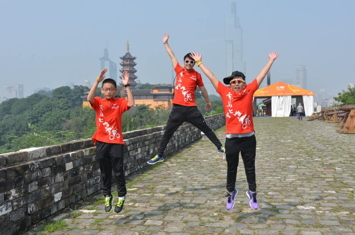 Let's jump together | 一起跳吧!