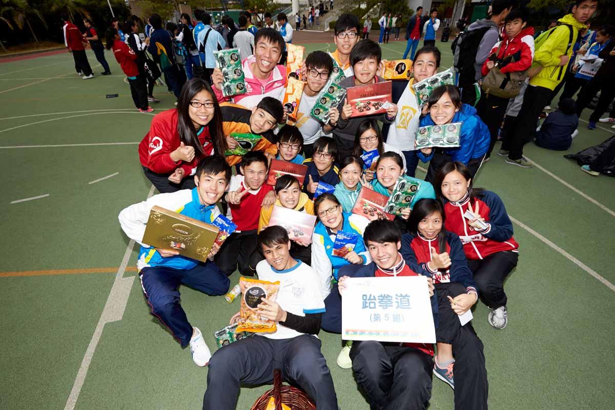 Group Taekwondo | 跆拳道組